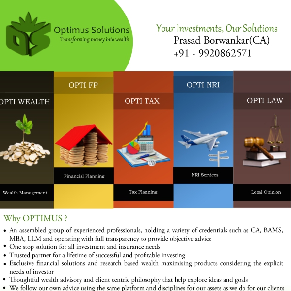 Optimus Solutions Backside