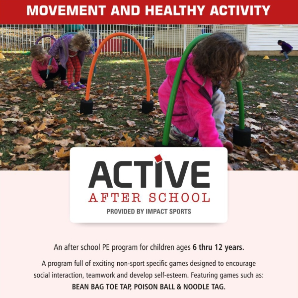 Active after school