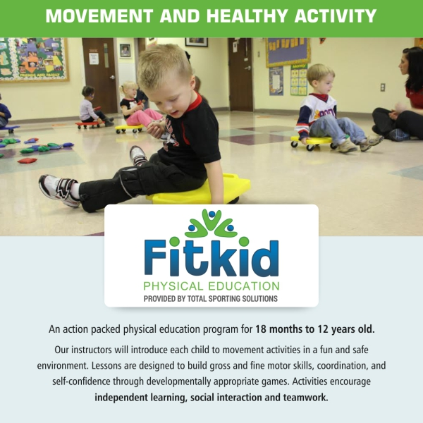 Fit Kid Flyer